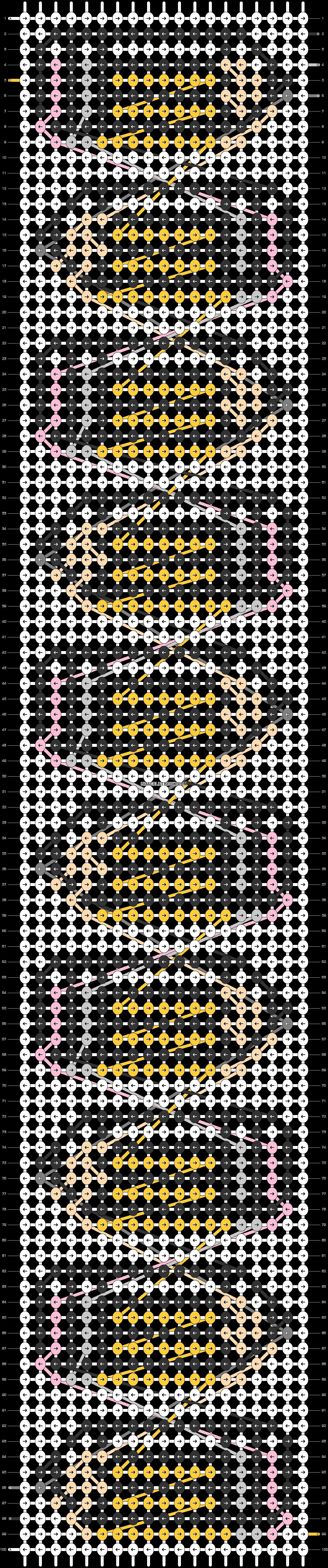 Alpha pattern #82741 pattern