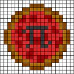 Alpha pattern #82744