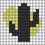 Alpha pattern #82751