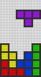 Alpha pattern #82775