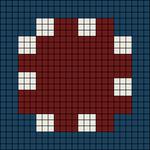 Alpha pattern #82787