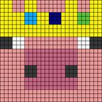 Alpha pattern #82790