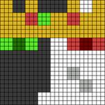 Alpha pattern #82791