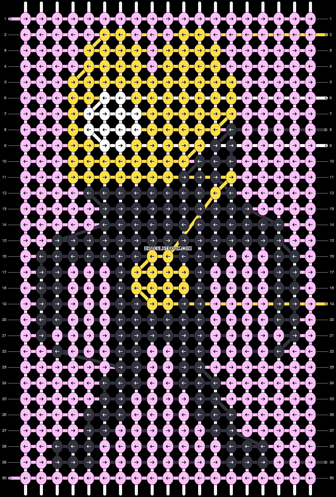 Alpha pattern #82794 pattern