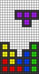 Alpha pattern #82795