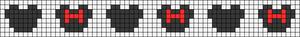 Alpha pattern #82801