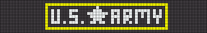 Alpha pattern #82808