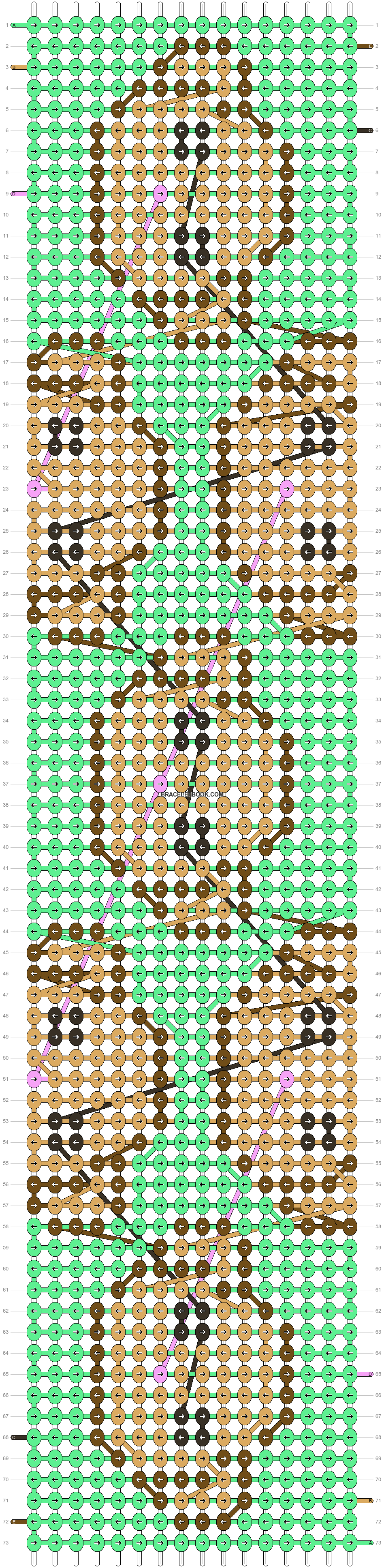 Alpha pattern #82809 pattern