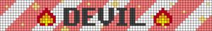 Alpha pattern #82811