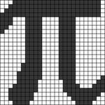 Alpha pattern #82812