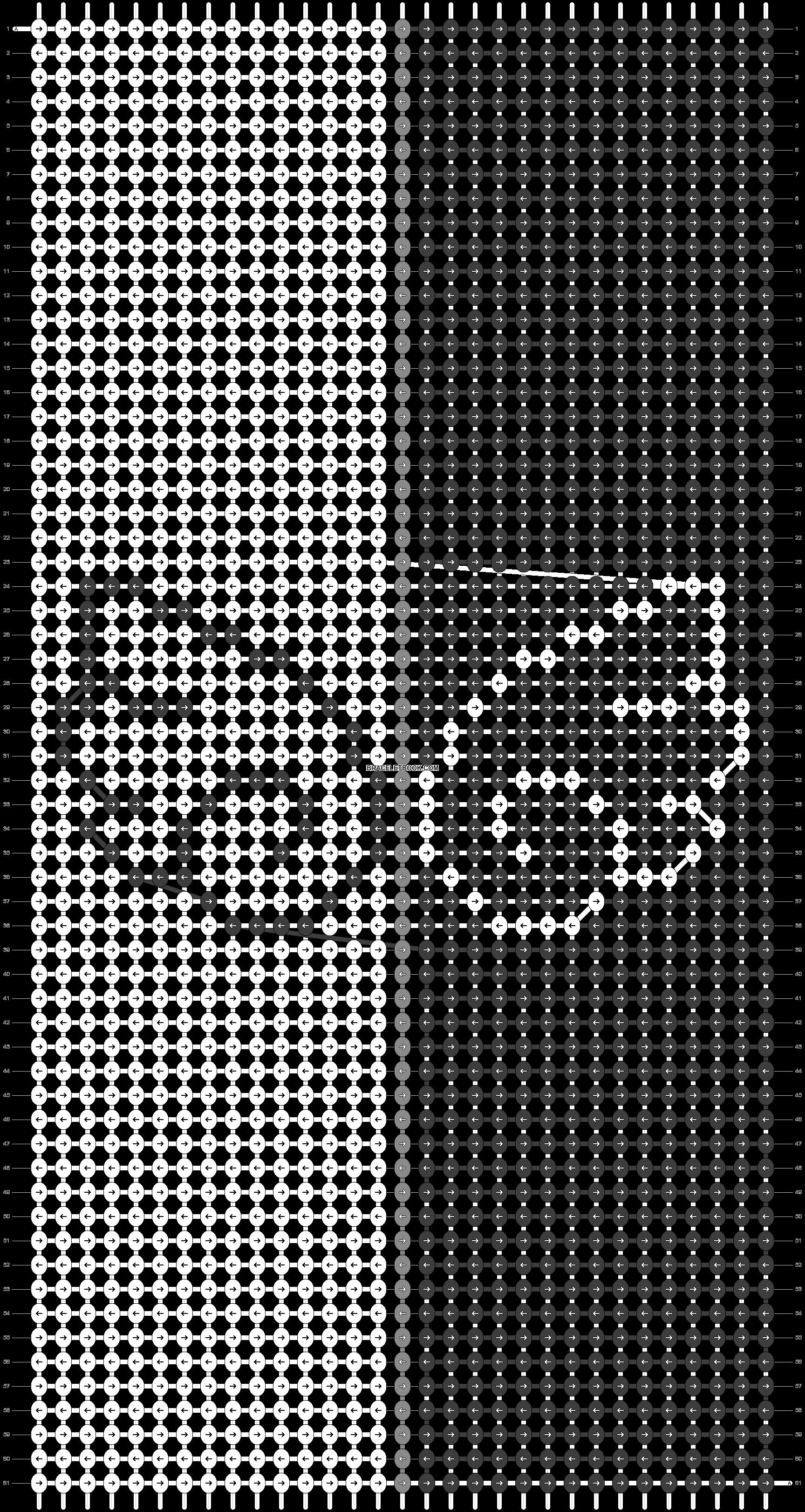 Alpha pattern #82848 pattern