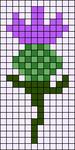 Alpha pattern #82861