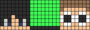 Alpha pattern #82870