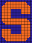 Alpha pattern #82874