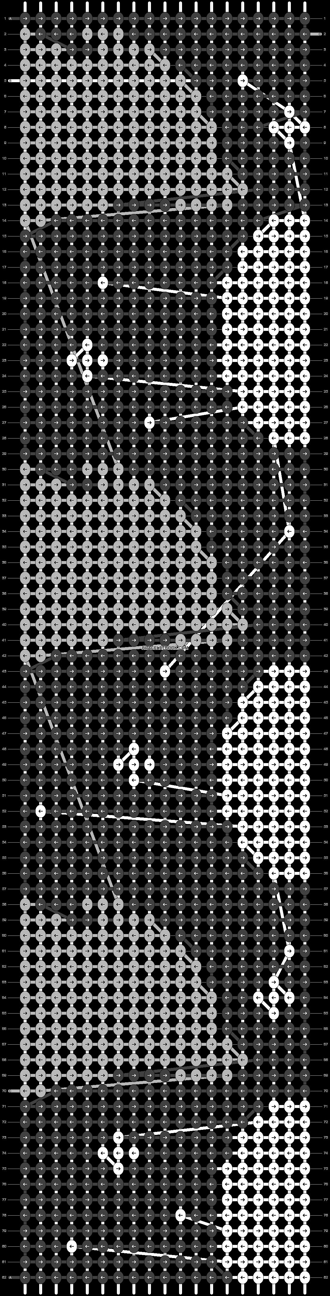 Alpha pattern #82883 pattern