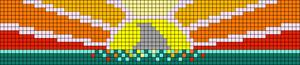 Alpha pattern #82885