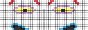Alpha pattern #82893