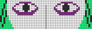Alpha pattern #82896