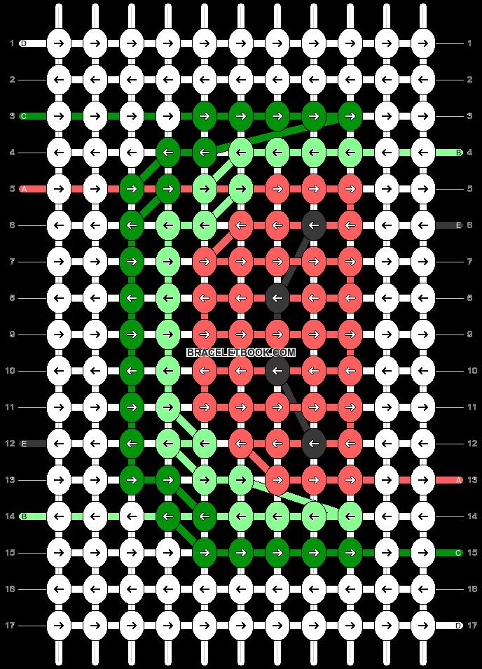 Alpha pattern #82899 pattern