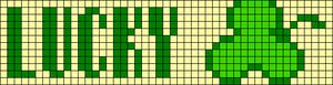 Alpha pattern #82900