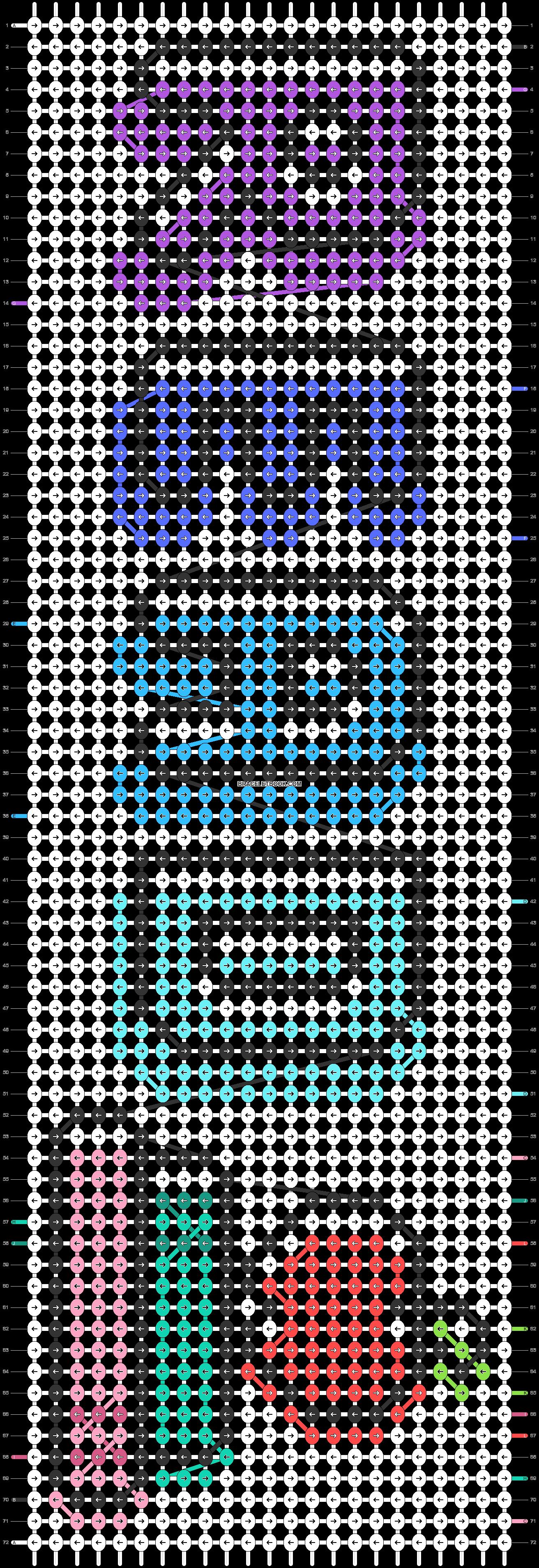 Alpha pattern #82901 pattern