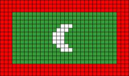 Alpha pattern #82906