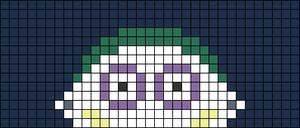 Alpha pattern #82907
