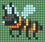 Alpha pattern #82914