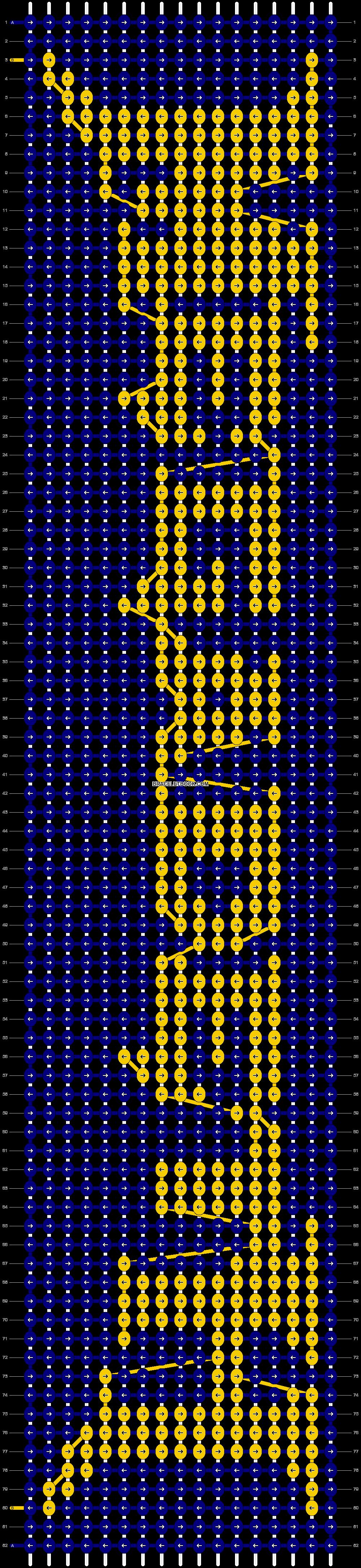 Alpha pattern #82916 pattern