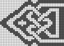 Alpha pattern #82922