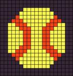 Alpha pattern #82923