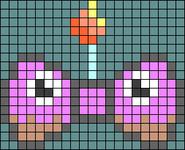 Alpha pattern #82924