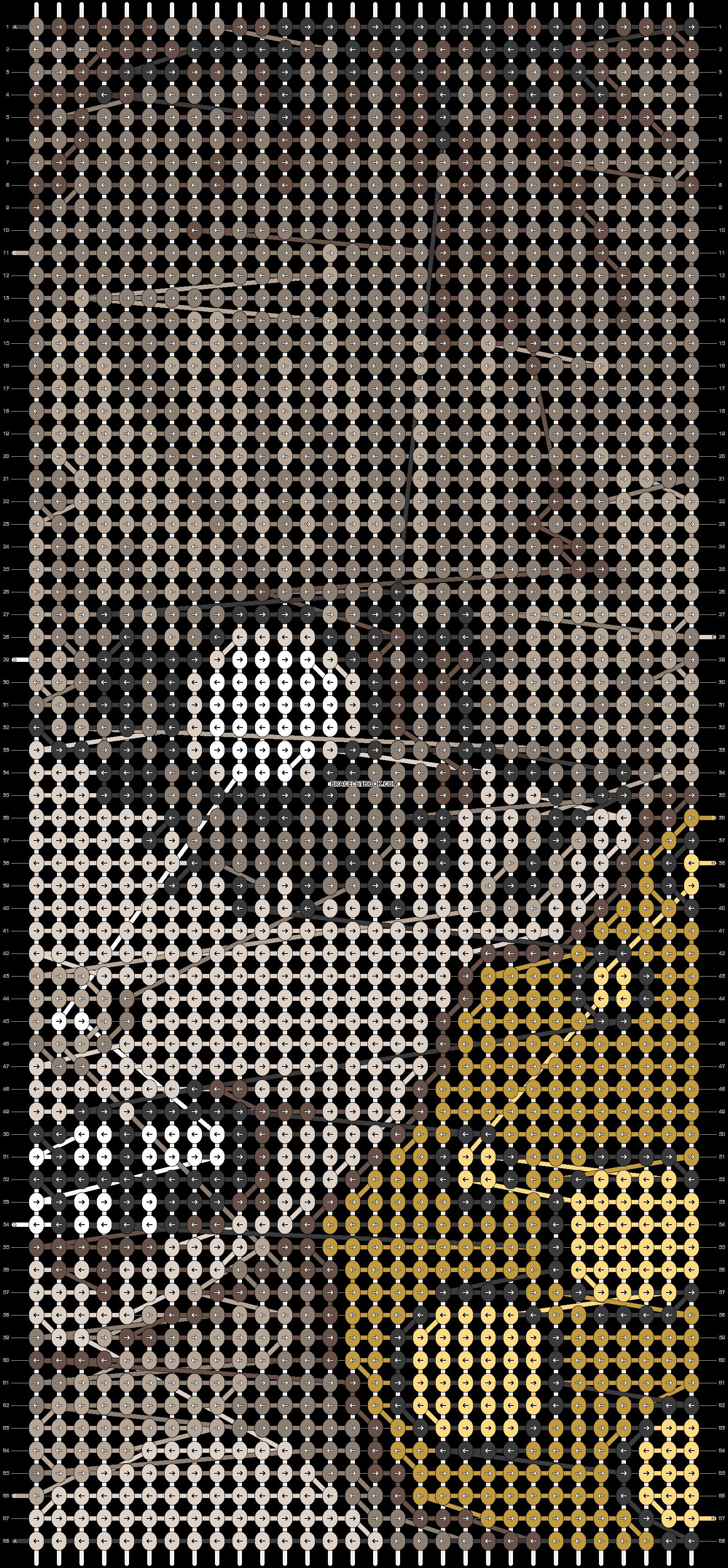 Alpha pattern #82941 pattern
