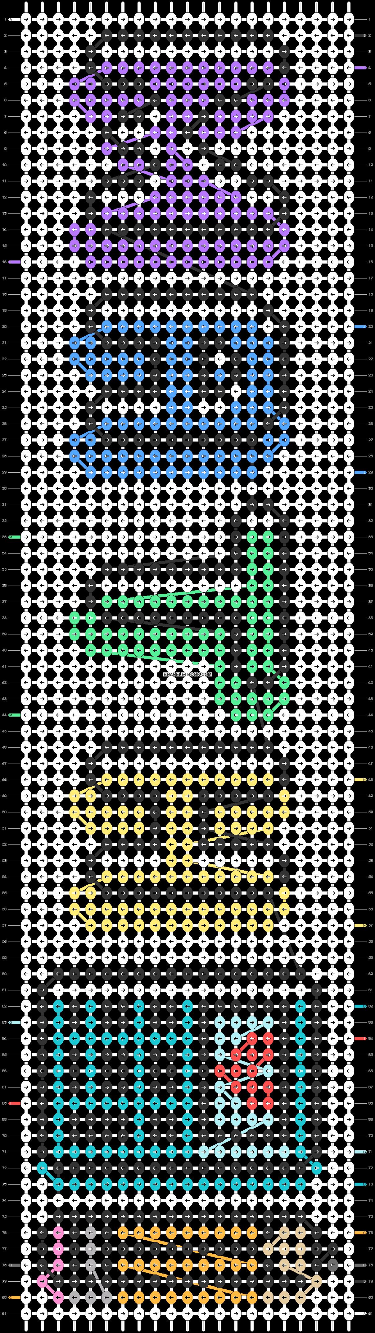 Alpha pattern #82950 pattern