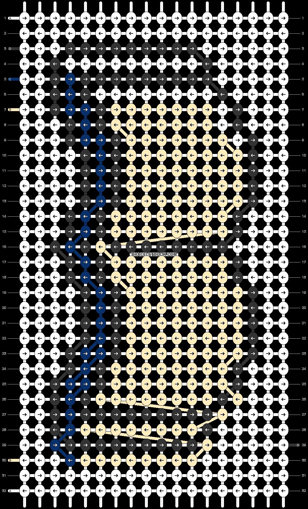 Alpha pattern #82953 pattern