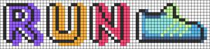 Alpha pattern #82954