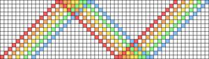 Alpha pattern #82956
