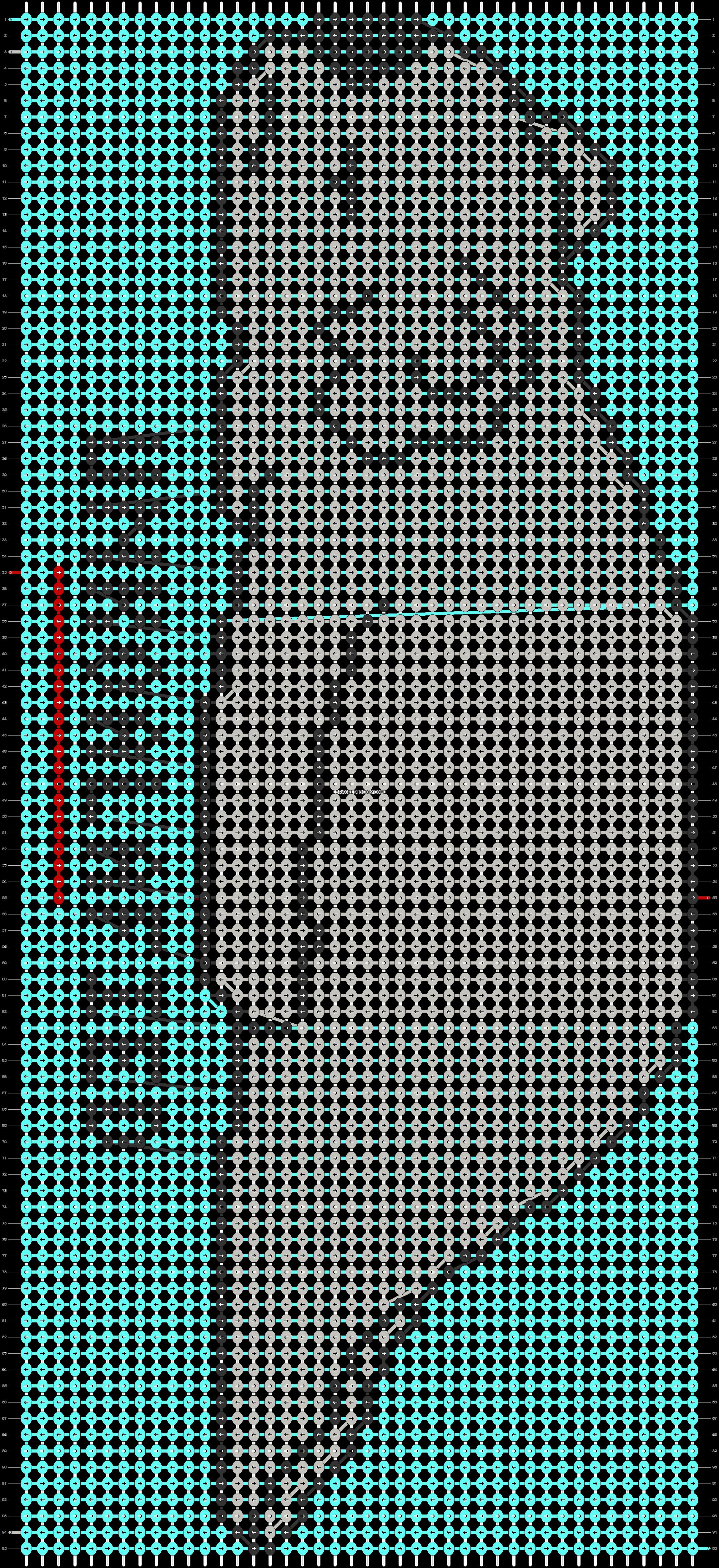 Alpha pattern #82969 pattern