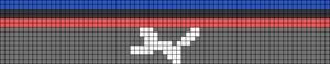 Alpha pattern #82973