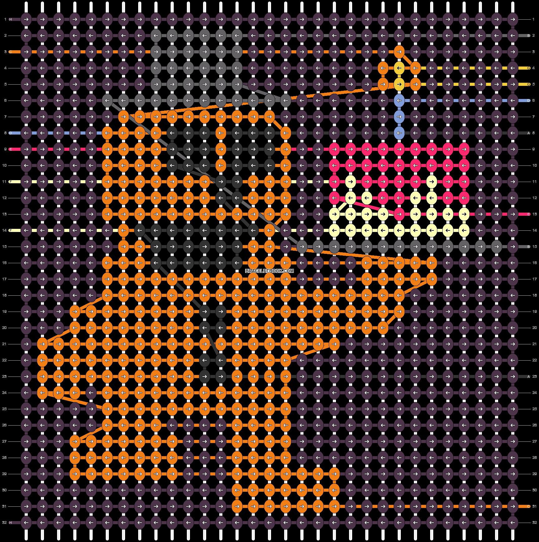 Alpha pattern #82985 pattern