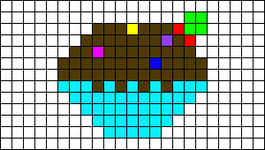 Alpha pattern #82987