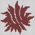 Alpha pattern #82989
