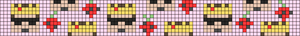 Alpha pattern #82991