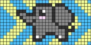 Alpha pattern #83012