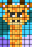 Alpha pattern #83013
