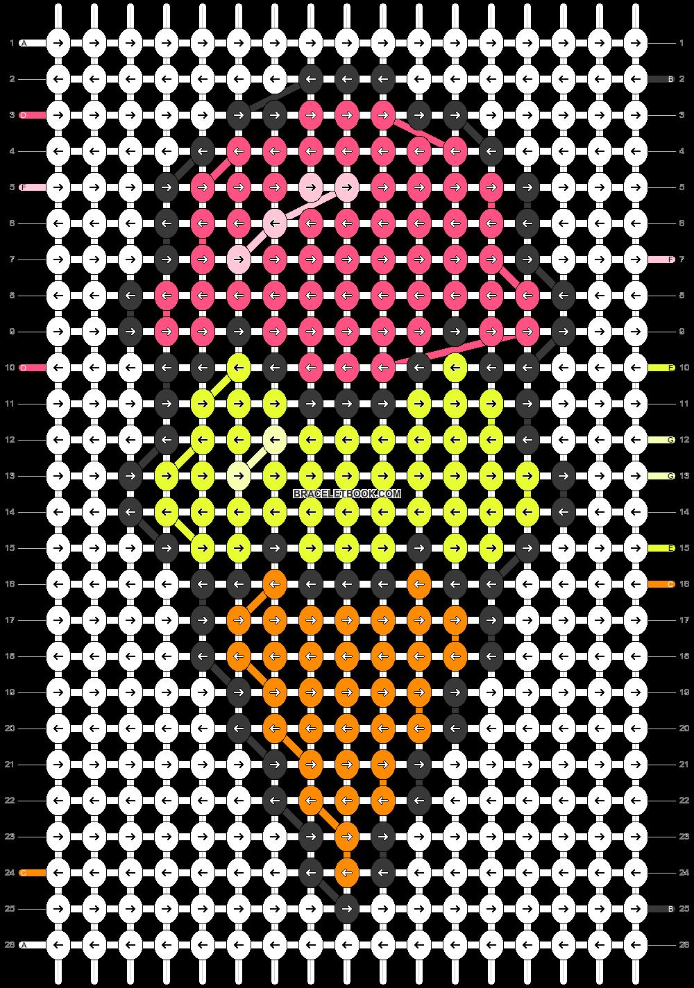 Alpha pattern #83034 pattern