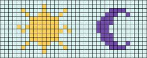 Alpha pattern #83038