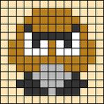 Alpha pattern #83066