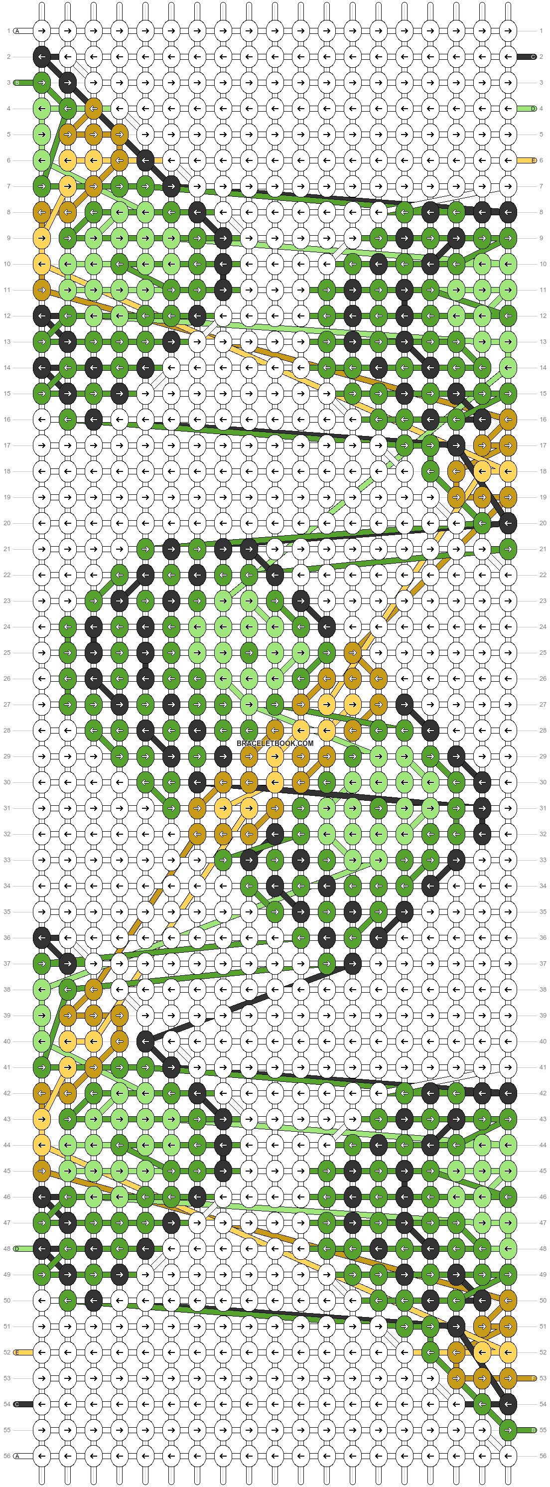 Alpha pattern #83071 pattern