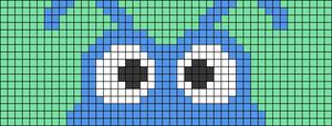 Alpha pattern #83074